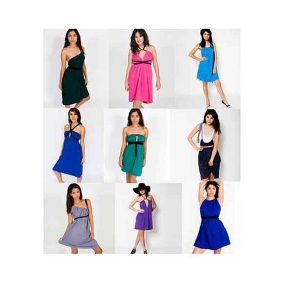 AA Le Sac organic dress